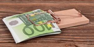 anlage, Risiko, Geld, musefalle