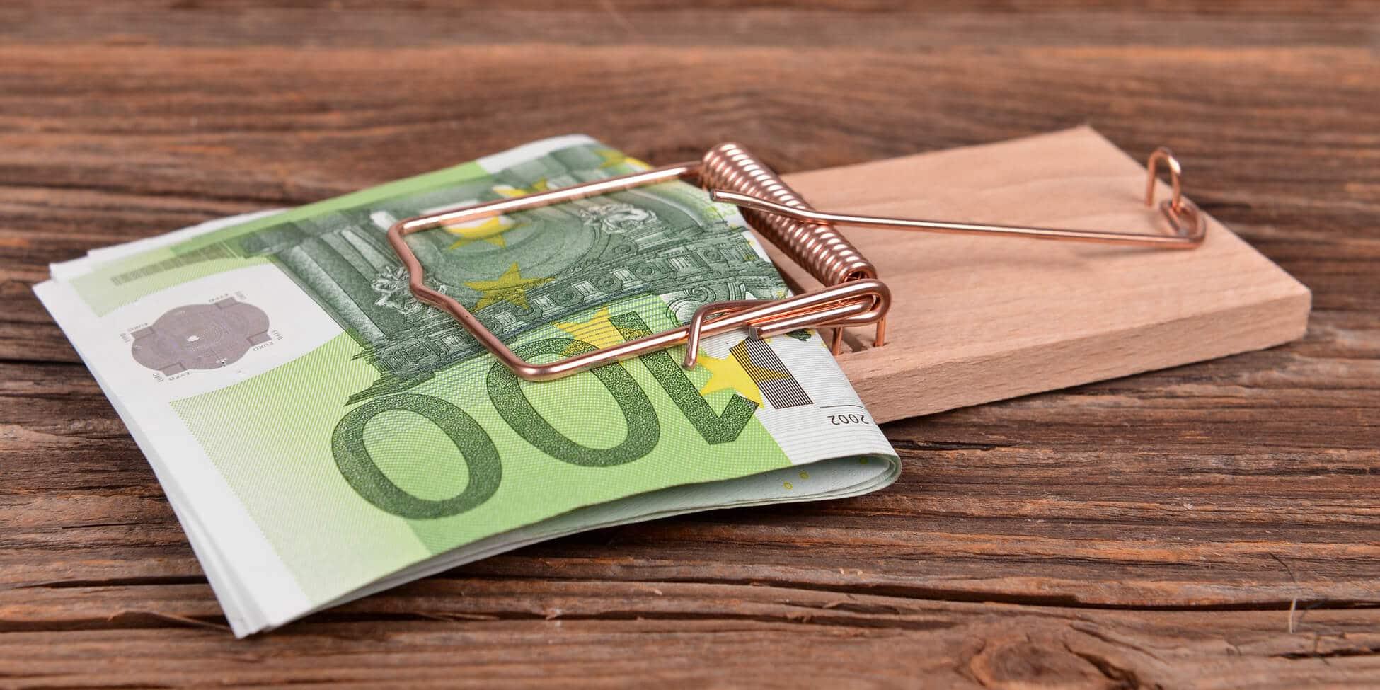 Kredit ohne Zinsen